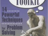 The Thinker's Toolkit by Morgan Jones