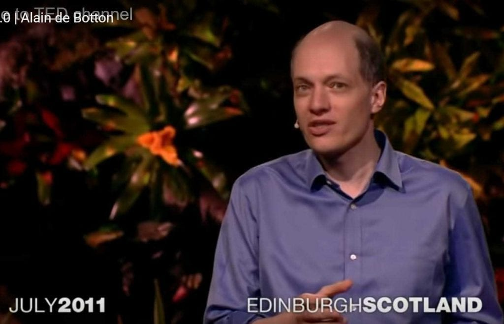 Atheism 2.0 – Alain de Botton
