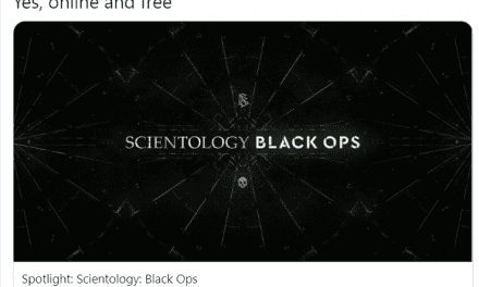 Bryan Seymour's Scientology Black Ops Web Series Pulled
