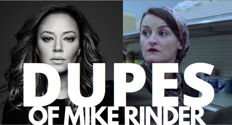 Dupes of Mike Rinder: Leah Remini