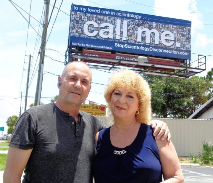 "Phil & Willie Jones, Anti-Scientology Celebrities for Their Famous ""Call Me"" Billboards, Chose Not to Speak to Their Own Children"