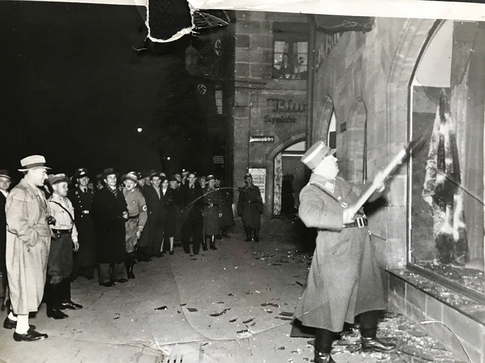Marking the 80th Anniversary of Kristallnacht
