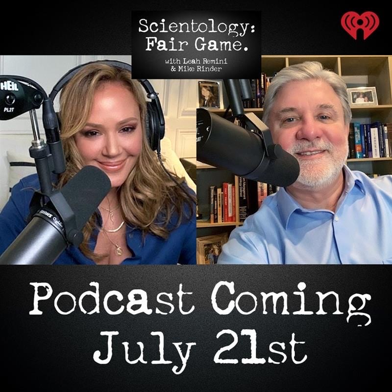 Scientology fair game podcast promo