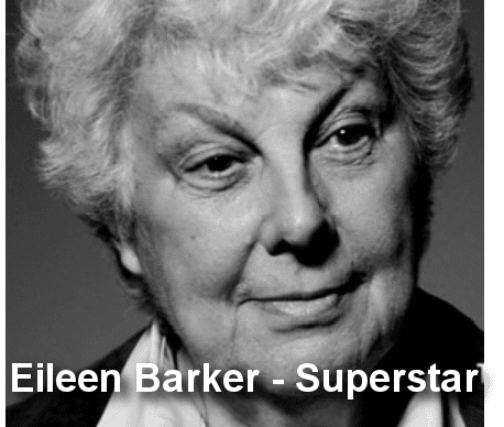 Eileen Barker on Cults as a Social Problem – Not a Psychological One