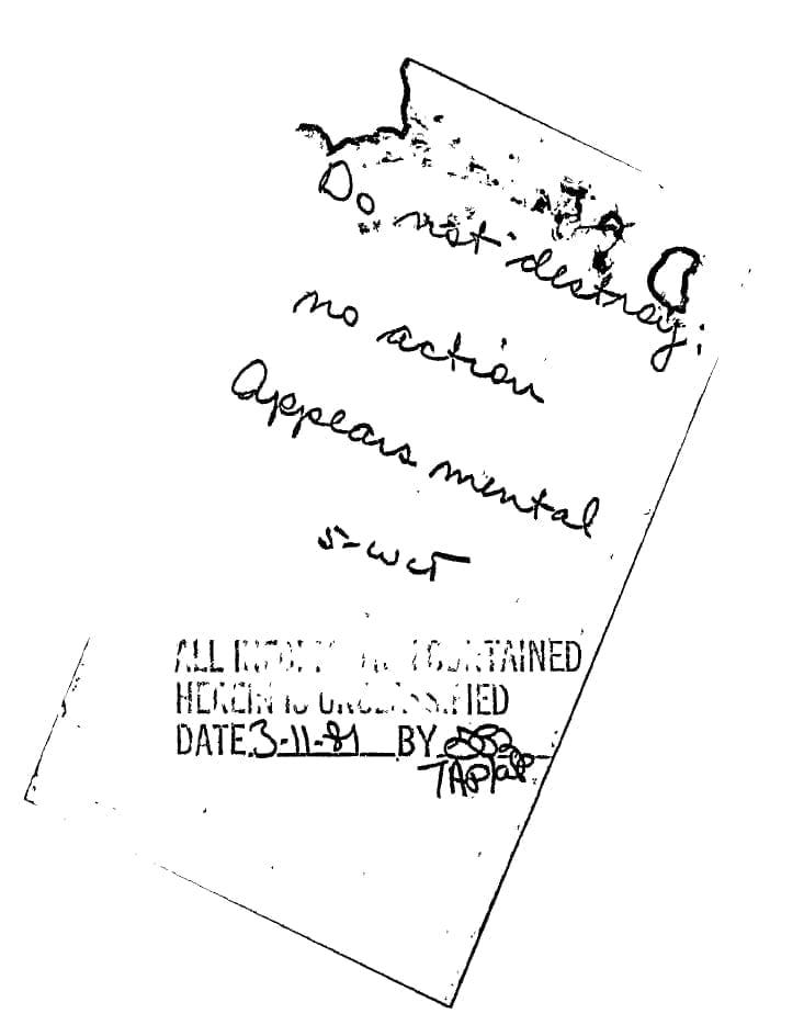 L Ron Hubbard's FBI File!