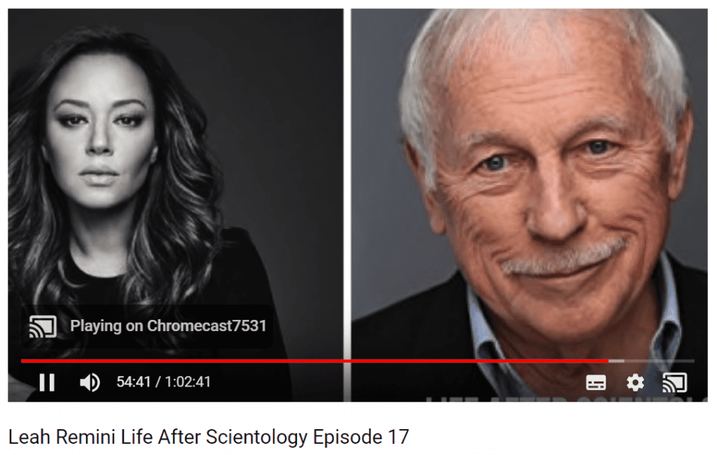 Enthralling Interview: Leah Remini Tells Her Powerful Story of Leaving Scientology