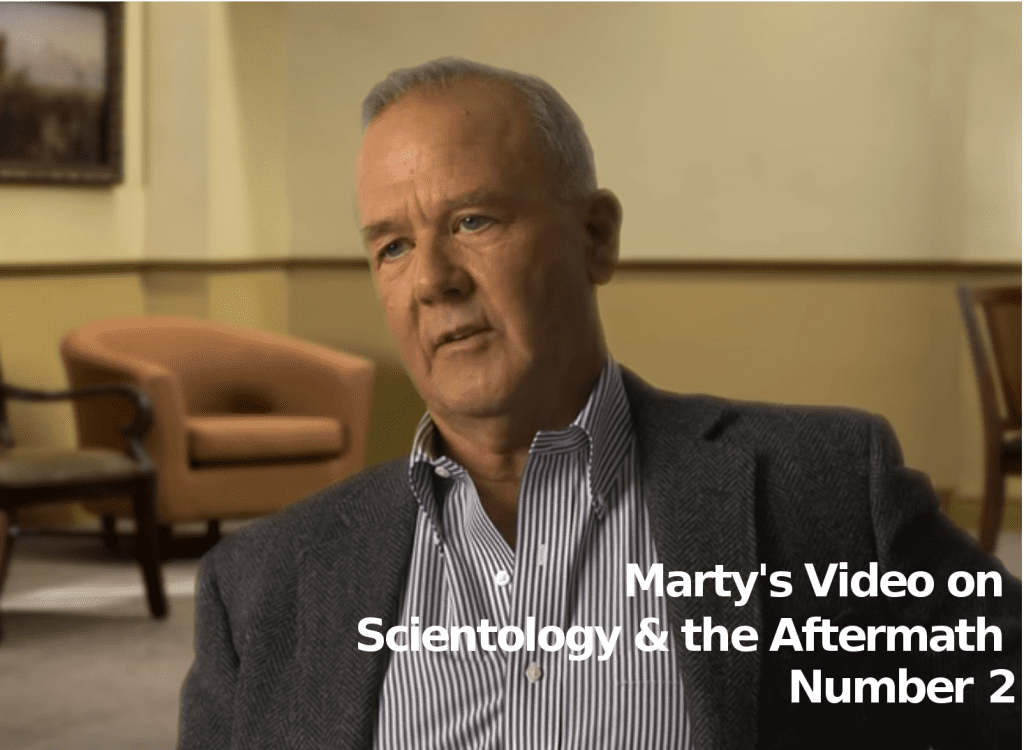 Marty Rathbun's 2nd Video on Leah Remini's Scientology & the Aftermath