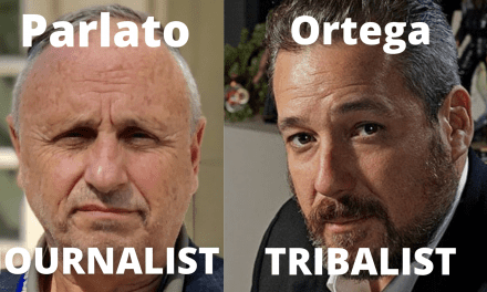 Frank Parlato vs Tony Ortega: Real Journalism vs Impotent Tribalism