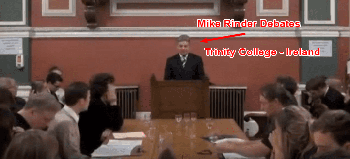 Mike Rinder's Speech on Why Scientology is a Religion