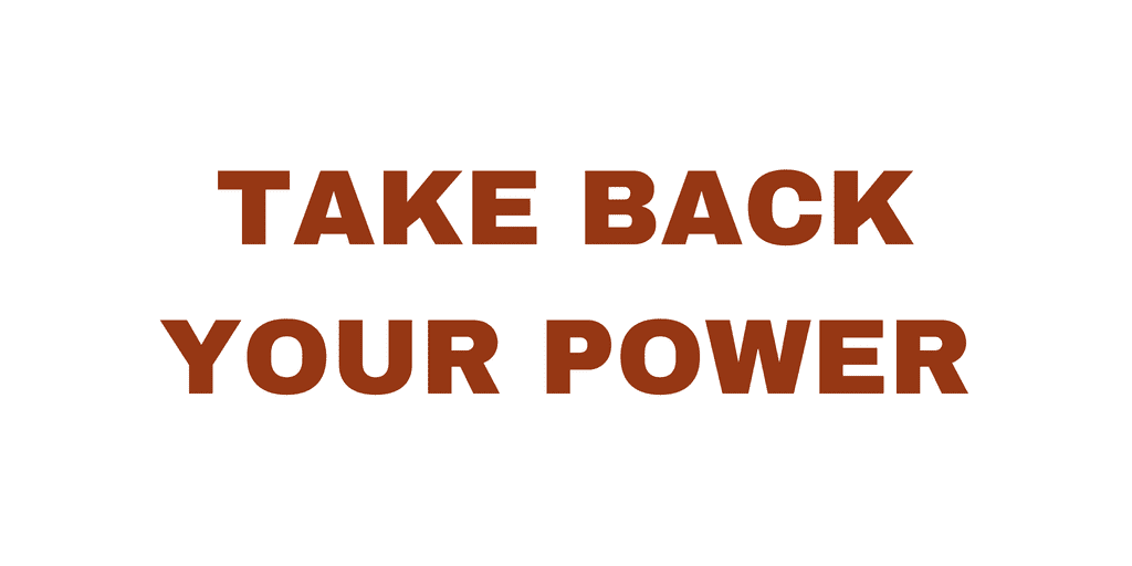 TAKE BACK YOUR POWER FROM THE ANTI CULT MOVEMENT