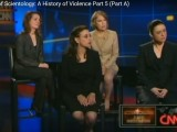 The Scientology Inch Wives on Anderson Cooper 360 CNN