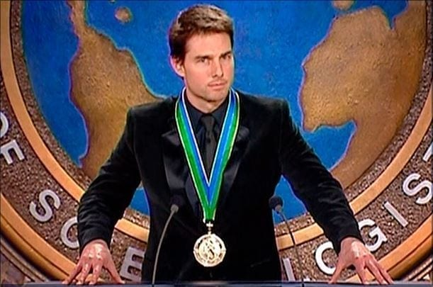 Announcing the Tom Cruise Award for Anti-Scientology Fanaticism!