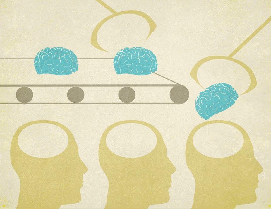 The Brainwashing Myth by Rebecca Moore