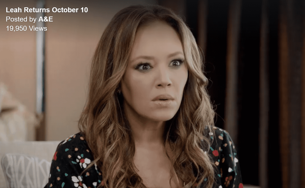 ACTING! Leah Remini is SHOCKED and You Will Be Too!