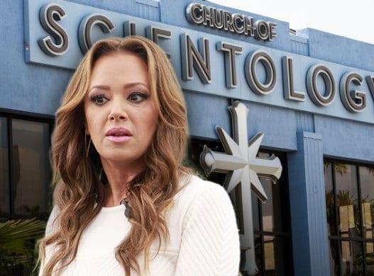 leah remini anti-scientology