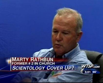Scientology's Criminal Influence Network Revealed by Mark Rathbun