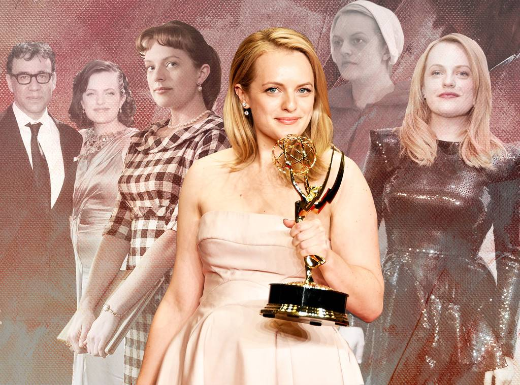 Elizabeth Moss is Not Afraid of You