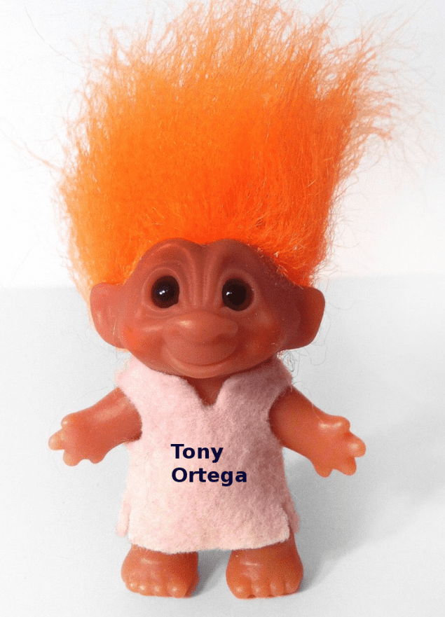 Tony Ortega and His Optimum Troll Environment