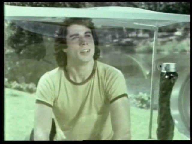 John Travolta: The Boy in the Scientology Plastic Bubble
